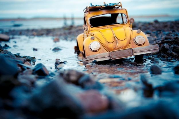Mini Adventures With Toy Cars Bbc News