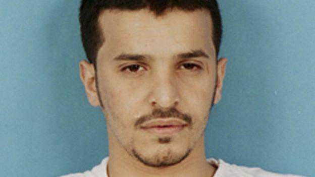 صورة وزعتها وزارة الداخلية السعودية عام 2012 للعسيري