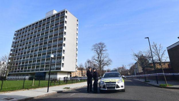 Brixton stabbing: Man stabbed to death at youth club - BBC News