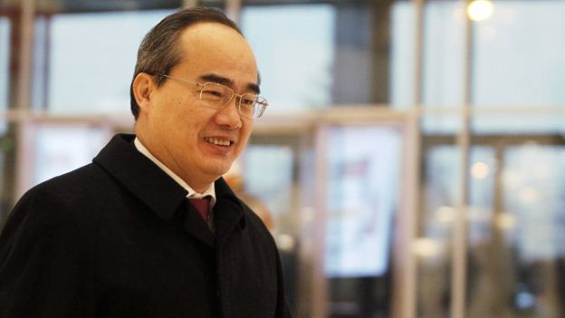 Ủy viên Bộ Chính trị, Bí thư Thành ủy TPHCM Nguyễn Thiện Nhân