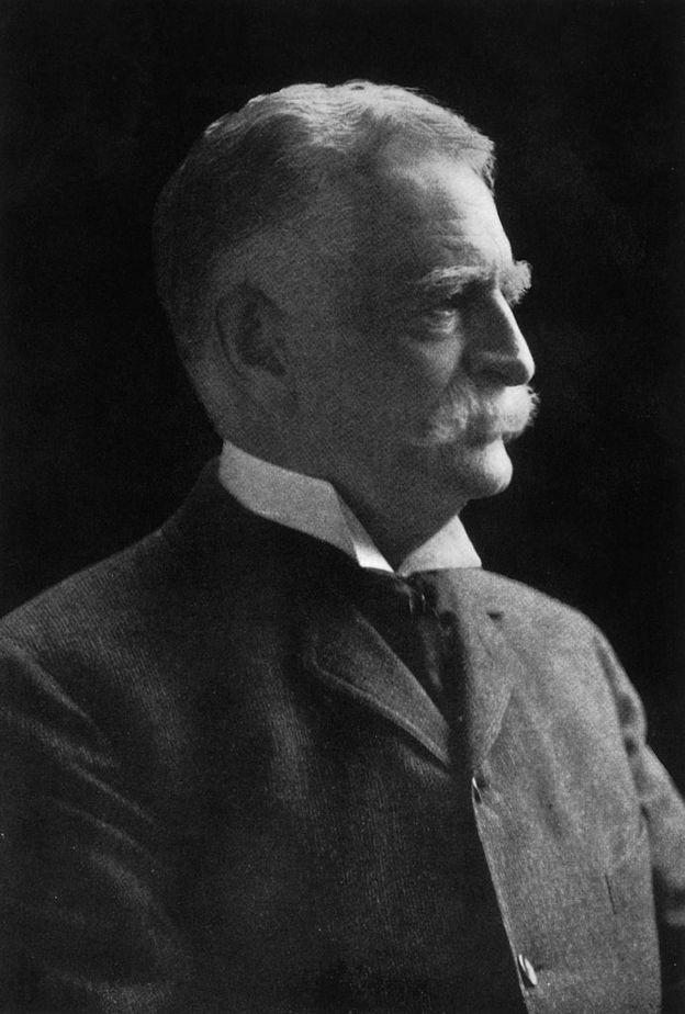 Henry Rogers.