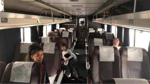 Amtrak train snowbound in Oregon is rescued by crews - BBC News