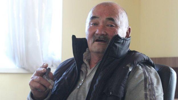 Асанкул Мамбетов