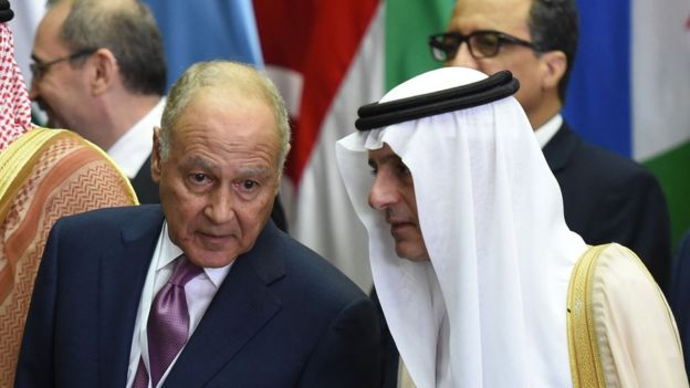 الجبیر و ابوالغیظ