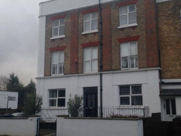 خانه آقای عاملی در لندن