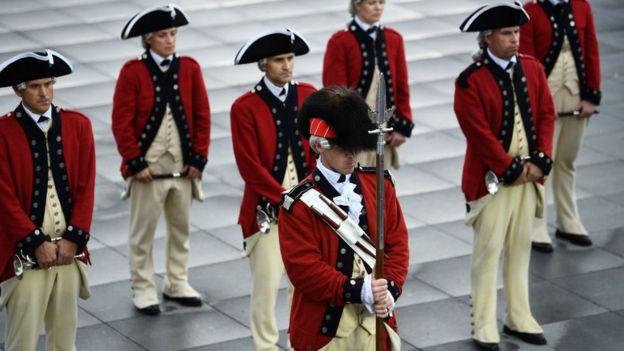Militares de época