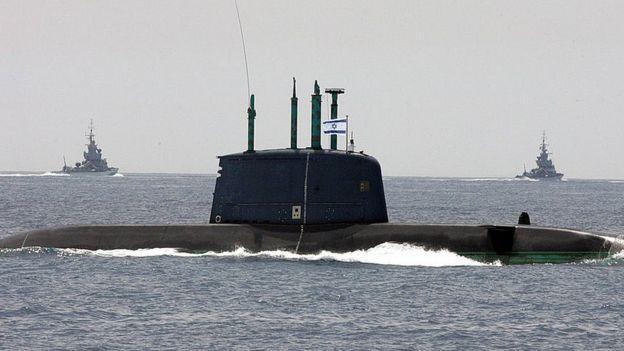 نیروی دریایی اسرائل