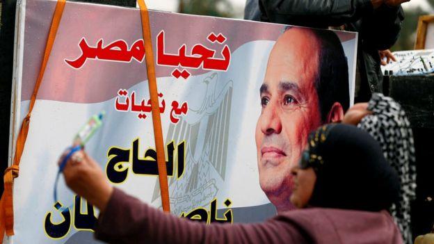 埃及在2011年爆發大規模示威,穆巴拉克隨後下台。
