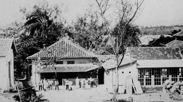 Fazenda de Manguinhos, no Rio