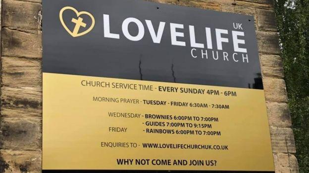 Love Life UK Church