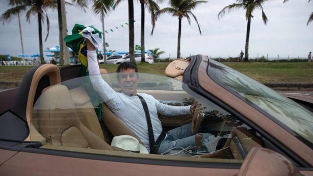 Votante de Bolsonaro