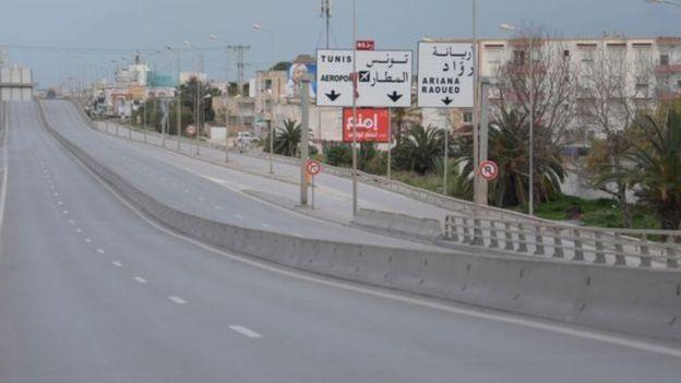 شارع خال في تونس