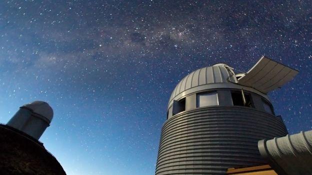 HARPS (High Accuracy Radial velocity Planet Searcher) spektoqrafını