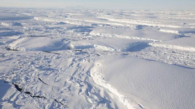 思韦茨冰川