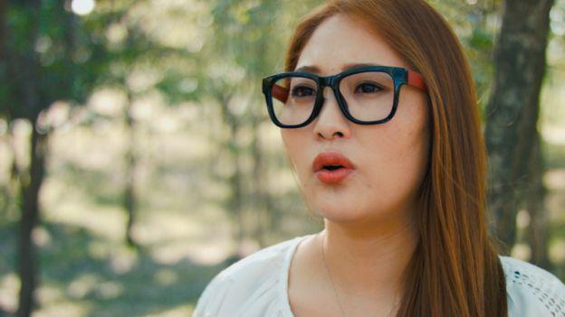 Danbi Kim.