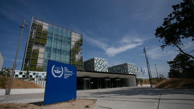 Corte Penal Internacional (CPI).