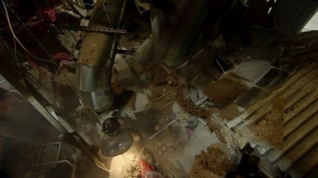 Coronation Street: Underworld's roof collapse and other soap