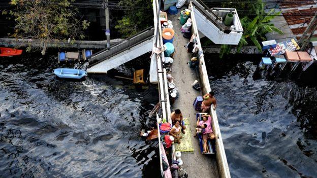 น้ำท่วมประเทศไทยปี 2554