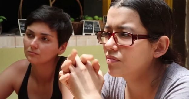 Jazmín y Laura
