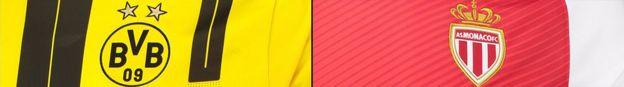 Borussia Dortmund vs. AS Mónaco
