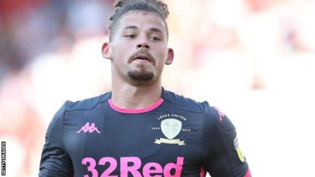 Wolves na Burnley kila upande unamtaka kiungo wa kati wa Leeds Muingereza Kalvin Phillips