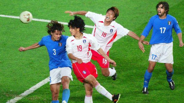 ایتالیا با کره