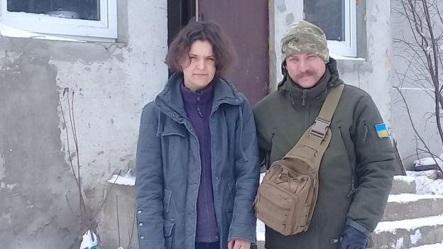 Ігор Чернецький із дружиною Наталею