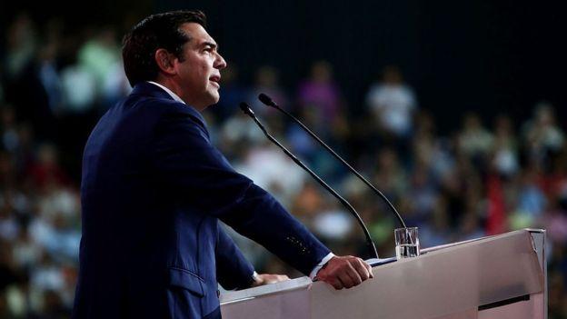 พรรคซีริซา (Syriza) ของกรีซได้เป็นรัฐบาล เพราะคนในสังคมรู้สึกว่าไม่ว่าจะเลือกทางไหน