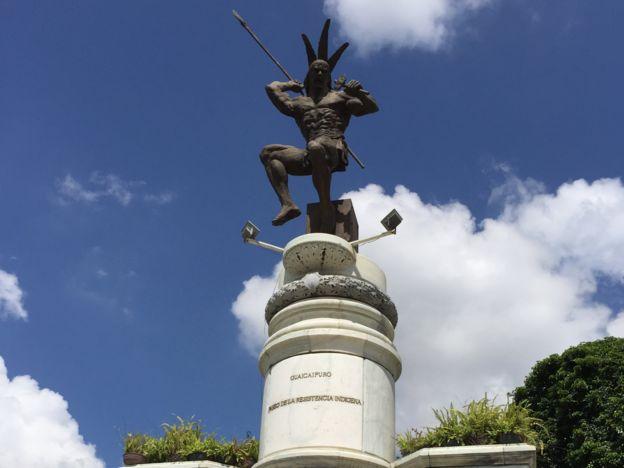 Risultato immagini per Estatua de Cristobal Colón Caracas