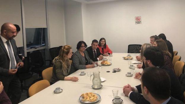 Damares se reuniu com parlamentares antiaborto na Argentina
