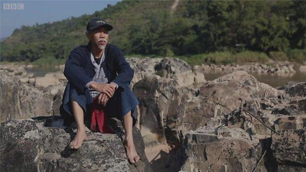 泰國Rak Chiang Khong環保集團主席羅卡威(Niwat Roykaew)多年來一直致力於拯救湄公河。