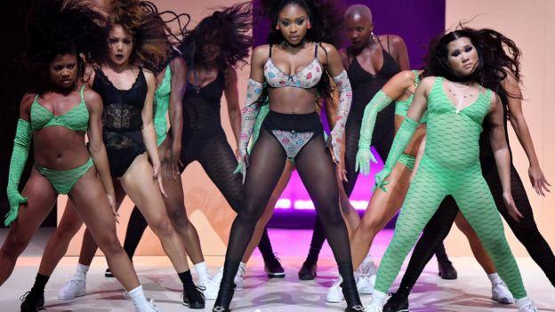 Savage X Fenty, the lingerie line by Rihanna celebrates all body types