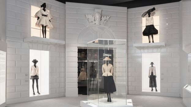 Christian Dior: The V&A highlights why he loved Britain