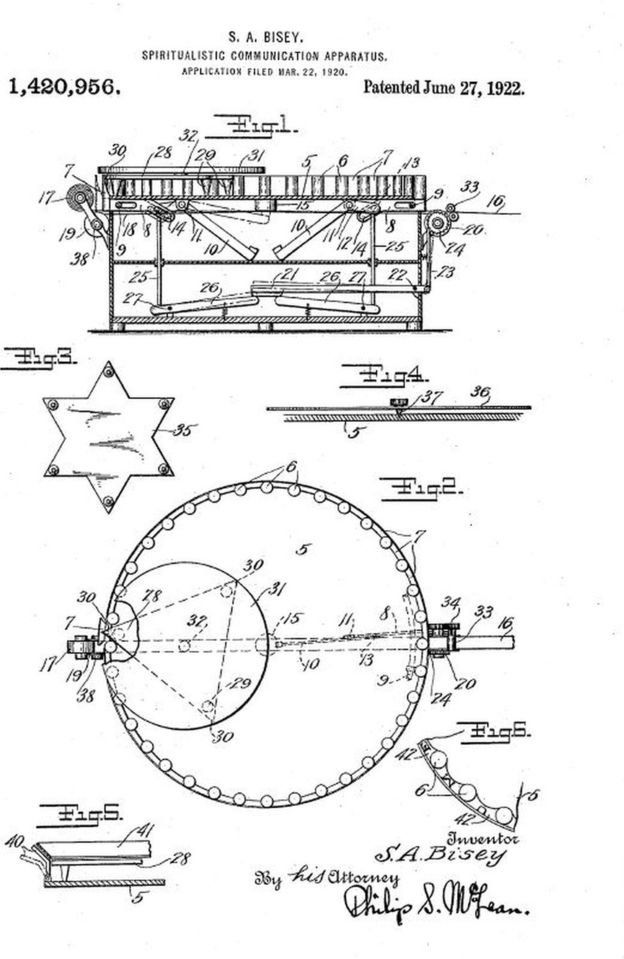 مهمترین اختراع بهیسی در ارتباط با صنعت چاپ بود: اختراع بهیسوتایپ، که تایپکستری بود که موجب انقلابی در صنعت چاپ میشد