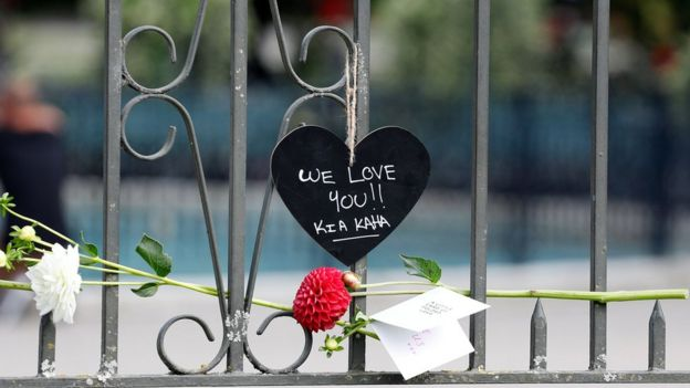 رسالة من سكان كرايست تشيرتش للضحايا: نحن نخبكم