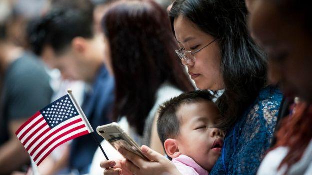 Lễ nhập tịch Hoa Kỳ