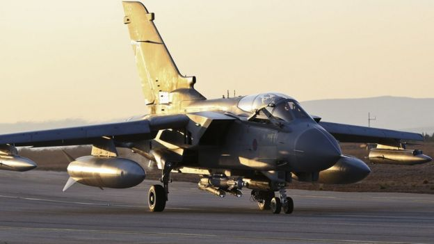 raf strikes on is in iraq may have killed civilians bbc news