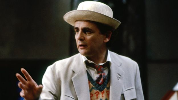Sylvester McCoy as The Doctor