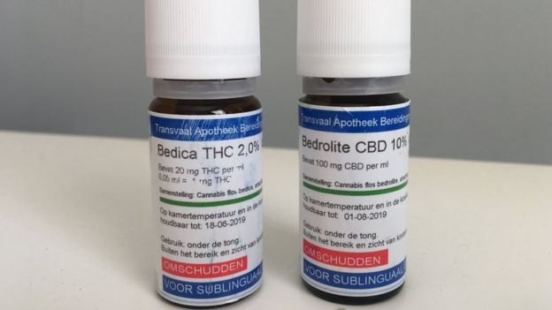 Cannabis meds: 'I risk criminal record to help my child