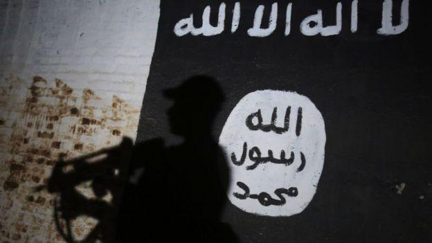 Estado Islámico - bandera