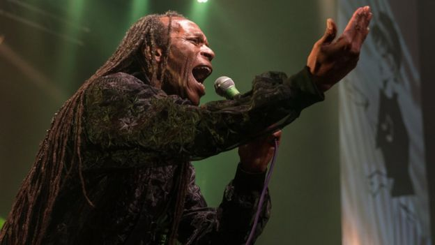 Ranking Roger performs at the Roundhouse in Camden, north London in 2017