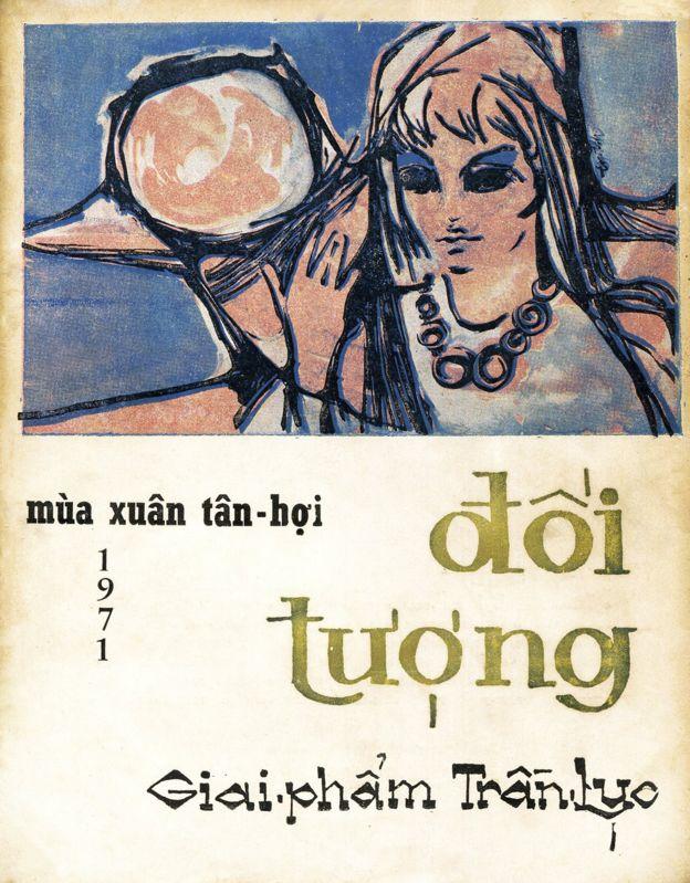 Những bìa báo xuân lưu dấu một thời học trò Sài Gòn