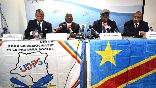 C'est sur instruction du président Kabila que la signature de cet arrangement particulier portant sur l'accord de la St Sylvestre est intervenue