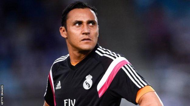 Real Madrid imemuambia mlindalango Keylor Navas kuwa hayumo katika mipango yao msimu ujao