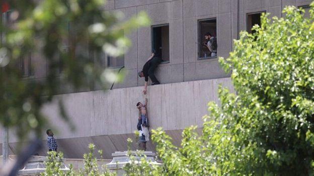 پرونده مربوط به حمله به مجلس ایران ۲۶ متهم دارد.