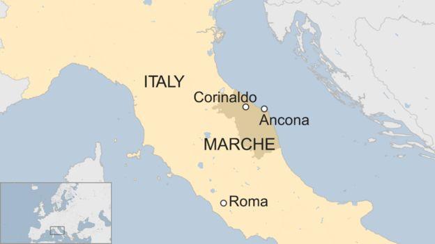 Italy nightclub stampede kills six and injures dozens   BBC News