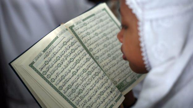 Estudiante del Corán