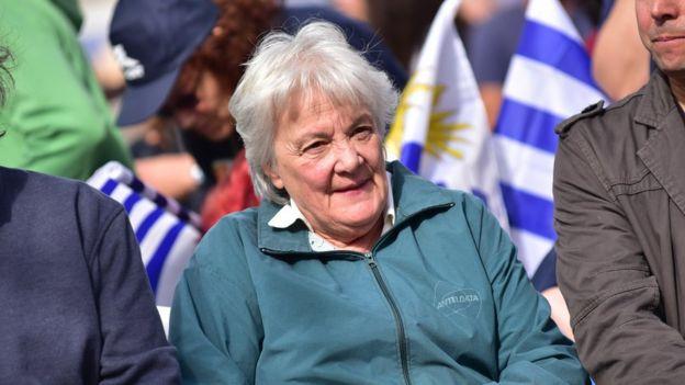 Lucía Topolansky