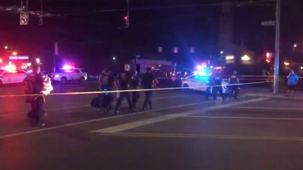 Policía de Dayton