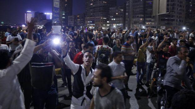 اعتراضهای هفته گذشته در قاهره
